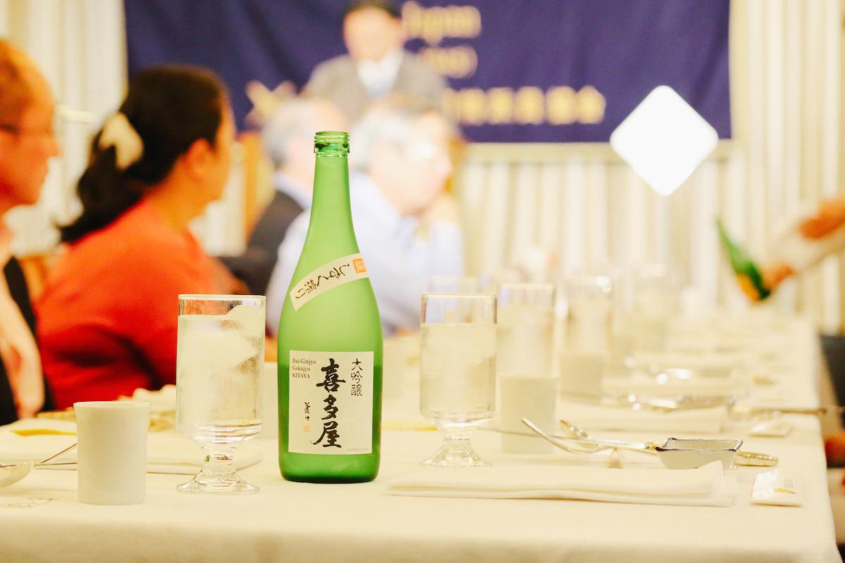 福岡,大吟醸,リカーの中の日本酒の立ち位置