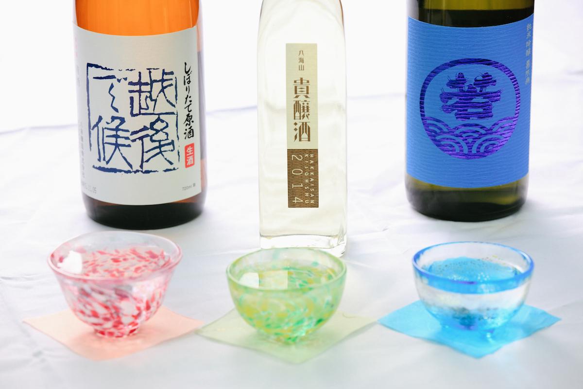 福岡,大吟醸,銘柄を変えて飲む文化