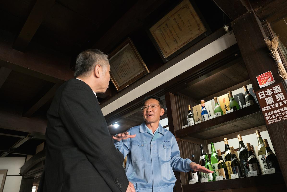 福岡,大吟醸,喜多屋IWCの道のり