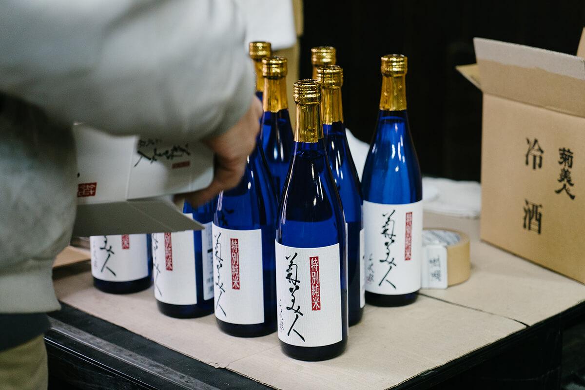 福岡,みやま市,純米大吟醸,菊美人酒造,北原白秋